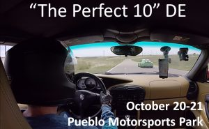 "AMR ""THE PERFECT 10"" HPDE @ Pueblo Motorsports Park"