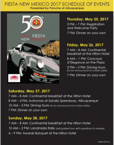 Roadrunner Region - 2017 Fiesta New Mexico @ Santa Fe, NM