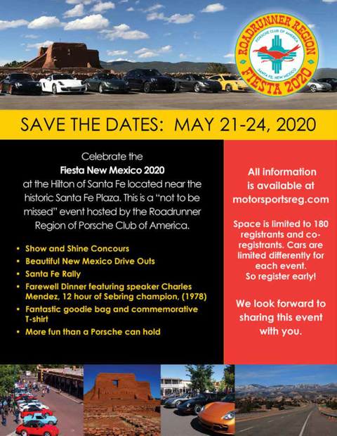 Roadrunner Region - Fiesta New Mexico @ Hilton Historic Plaza